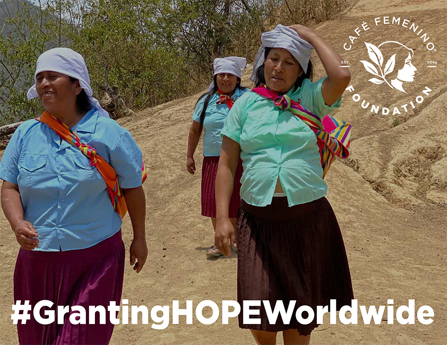 October 2019 Cafe Femenino Foundation Peru Trip