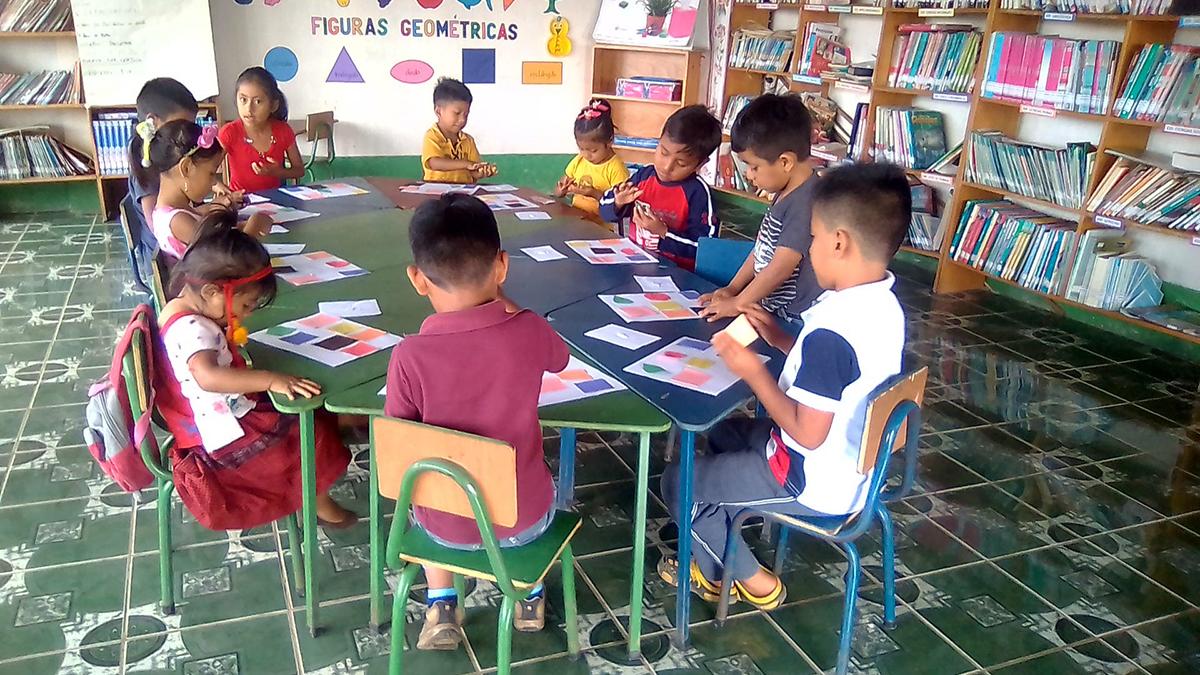 Guatemala Library Grant